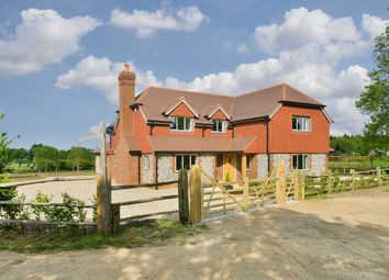Thumbnail 5 bed detached house for sale in Outwood Lane, Kingswood