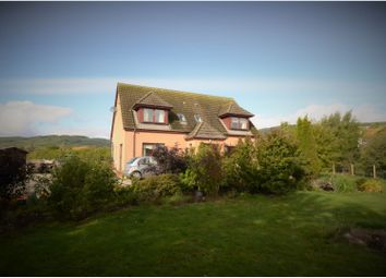 Thumbnail 4 bedroom detached house for sale in Blairninich, Strathpeffer