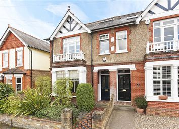 5 bed semi-detached house to rent in Kings Road, Walton-On-Thames, Surrey KT12