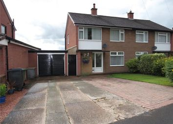 Thumbnail 3 bed semi-detached house for sale in Greencroft, Brampton, Cumbria