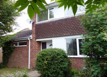Thumbnail 3 bed semi-detached house for sale in Camdon Close, Lincoln