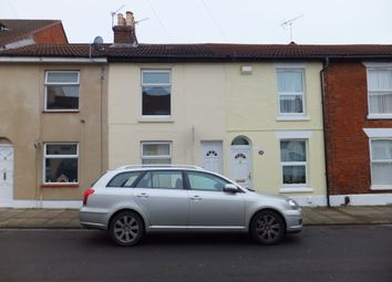 Thumbnail 2 bed terraced house to rent in Oxford Road, Southsea