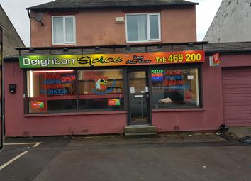 Thumbnail Leisure/hospitality for sale in Hot Food Take Away HD2, Deighton, West Yorkshire