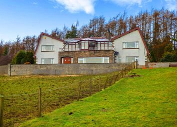 Thumbnail 7 bed farmhouse for sale in Forestmill, Alloa, Clackmannanshire