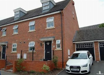 Thumbnail 3 bed end terrace house to rent in Charlecote Way, Middlemore, Daventry