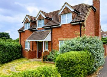 Thumbnail 3 bed detached house for sale in Thurstin Way, Gillingham
