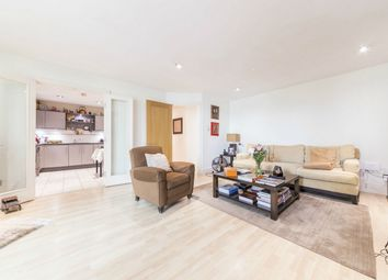 Thumbnail 2 bed flat for sale in Bridge House, 18 St George Wharf, London