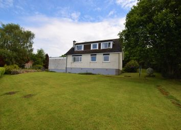 Thumbnail 4 bed detached house for sale in Meikle Aiden Brae, Helensburgh