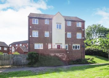 Thumbnail 1 bed flat for sale in Kirkwood Grove, Medbourne, Milton Keynes
