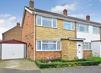 Thumbnail 3 bed end terrace house for sale in May Close, Bognor Regis, West Sussex