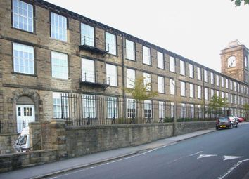 Thumbnail 1 bed flat to rent in West Road, Carleton, Skipton