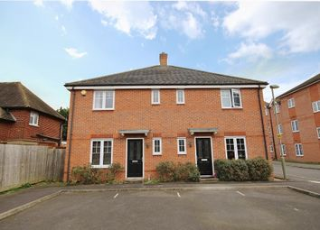 Thumbnail 3 bed semi-detached house for sale in Caldecott Chase, Abingdon-On-Thames