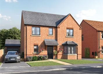 Thumbnail 3 bed detached house for sale in Hayfield Wood, Sam's Lane, Broad Blunsdon