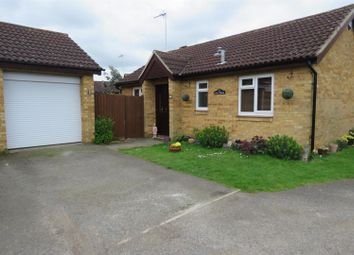 Thumbnail 2 bed detached bungalow for sale in Farfield Close, Sawtry, Huntingdon