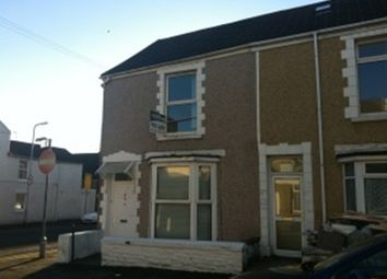 Thumbnail 5 bed terraced house to rent in Richardson Street, Swansea
