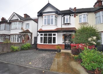 Thumbnail 4 bed end terrace house for sale in Ashburton Avenue, Addiscombe, Croydon, Surrey