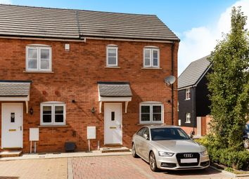 Thumbnail 2 bed end terrace house for sale in Hawthorn Place, Didcot