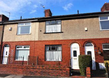 Thumbnail 2 bed terraced house for sale in Grange Road, Blackburn