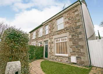 3 bed semi-detached house for sale in Redruth, Cornwall, . TR15