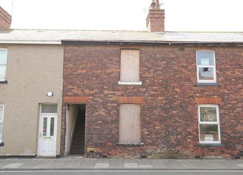 Thumbnail 3 bed terraced house for sale in West View Road, Hartlepool, Durham