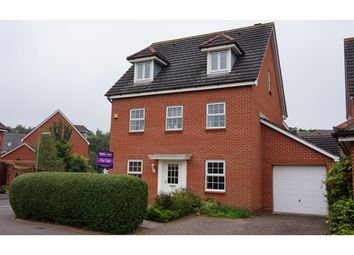Thumbnail 5 bedroom detached house for sale in Charlotte Drive, Gosport