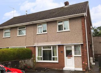 Thumbnail 2 bed semi-detached house for sale in Wern Bank, Neath, West Glamorgan