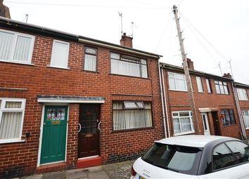 Thumbnail 2 bedroom terraced house for sale in Whitmore Street, Shelton, Stoke-On-Trent