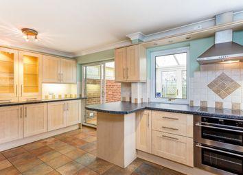 Thumbnail 4 bedroom semi-detached house to rent in Mersey Way, Henwick, Thatcham