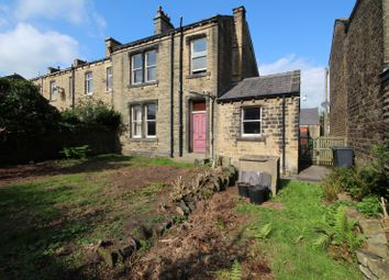 Thumbnail 2 bed end terrace house for sale in Leymoor Road, Golcar, Huddersfield