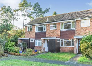 3 bed terraced house to rent in Willowhayne Drive, Walton On Thames, Surrey KT12