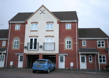 Thumbnail 3 bedroom town house to rent in Panama Road, Burton-On-Trent