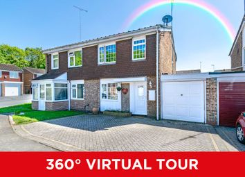 Thumbnail 3 bed semi-detached house for sale in Blakemere Close, Redditch