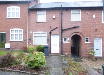 Thumbnail 2 bedroom terraced house for sale in North Pathway, Harborne, Birmingham
