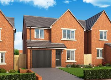 "Thumbnail 4 bedroom property for sale in ""The Elm At Hampton Green"" at St. Marys Terrace, Coxhoe, Durham"