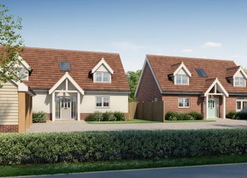 Thumbnail 3 bed detached house for sale in Elmsett, Ipswich, Suffolk