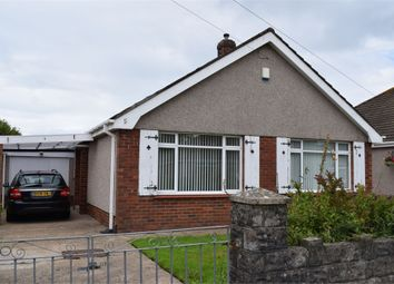 Thumbnail 3 bed detached bungalow for sale in Moorland Avenue, Newton, Swansea