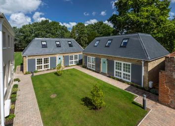 Thumbnail 3 bedroom detached house for sale in Stroude Road, Egham
