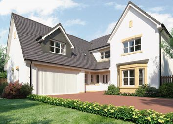 "Thumbnail 5 bedroom detached house for sale in ""Leader"" at Glendrissaig Drive, Ayr"