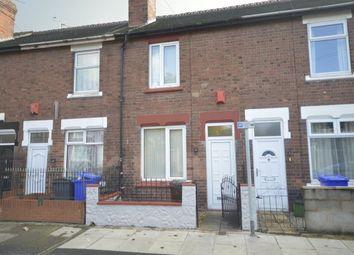 Thumbnail 2 bedroom terraced house for sale in Woodgate Street, Meir, Stoke-On-Trent