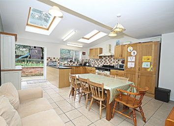 Thumbnail 4 bed semi-detached house for sale in Station Road, Brixworth, Northamptonshire