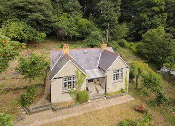 Thumbnail 3 bed detached bungalow for sale in Llwynmawr, Llangollen
