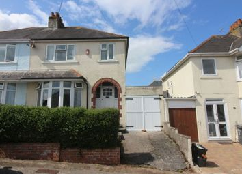 3 bed semi-detached house for sale in Redburn Close, Paignton TQ3