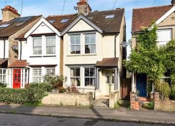 Thumbnail 4 bed semi-detached house for sale in Ebury Road, Rickmansworth, Hertfordshire