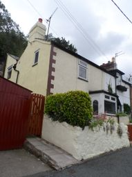 Thumbnail 2 bed end terrace house to rent in Brynhyfryd Terrace, Lower Foel Road, Dyserth
