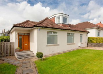 Thumbnail 4 bedroom detached bungalow for sale in 4 Queens Road, Edinburgh