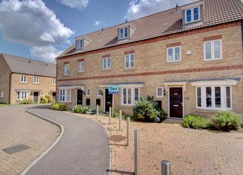 4 bed terraced house for sale in Woolpack Grange, Oakridge Park, Milton Keynes MK14