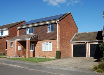 Thumbnail 4 bed detached house to rent in Godolphin Road, Seer Green, Beaconsfield