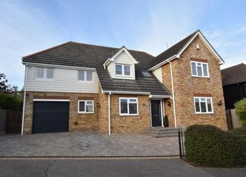 Thumbnail 5 bed detached house for sale in The Westerings, Hockley