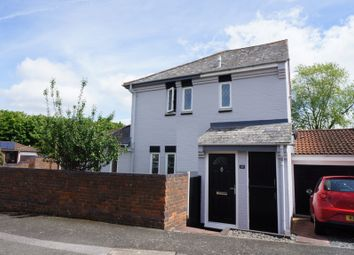 Thumbnail 3 bedroom detached house for sale in William Smith Close, Woolstone