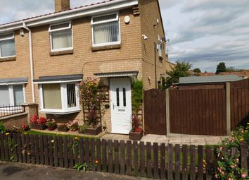 Thumbnail 3 bed semi-detached house for sale in Leen Valley Drive, Shirebrook, Mansfield